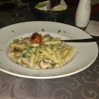 Foto zu Ben`s Restaurant: die Pasta Funghi
