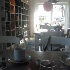 Foto zu Buch und Cafè Seitenblick: nettes Ambiente