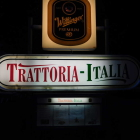 Foto zu Ristorante Pizzeria Trattoria Italia: Hinweisschild
