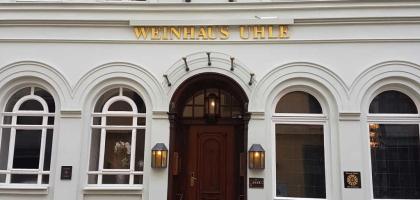 Bild von Restaurant Weinhaus Uhle