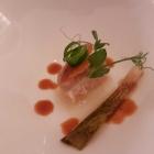 Foto zu Restaurant Weinhaus Uhle: u.a. geflämmter Lauch