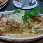 Foto zu Latina Eiscafé Pizzeria: Hausgemachte Lasagne