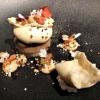 Gebrannte Birne, Quinoa & Eichenholz
