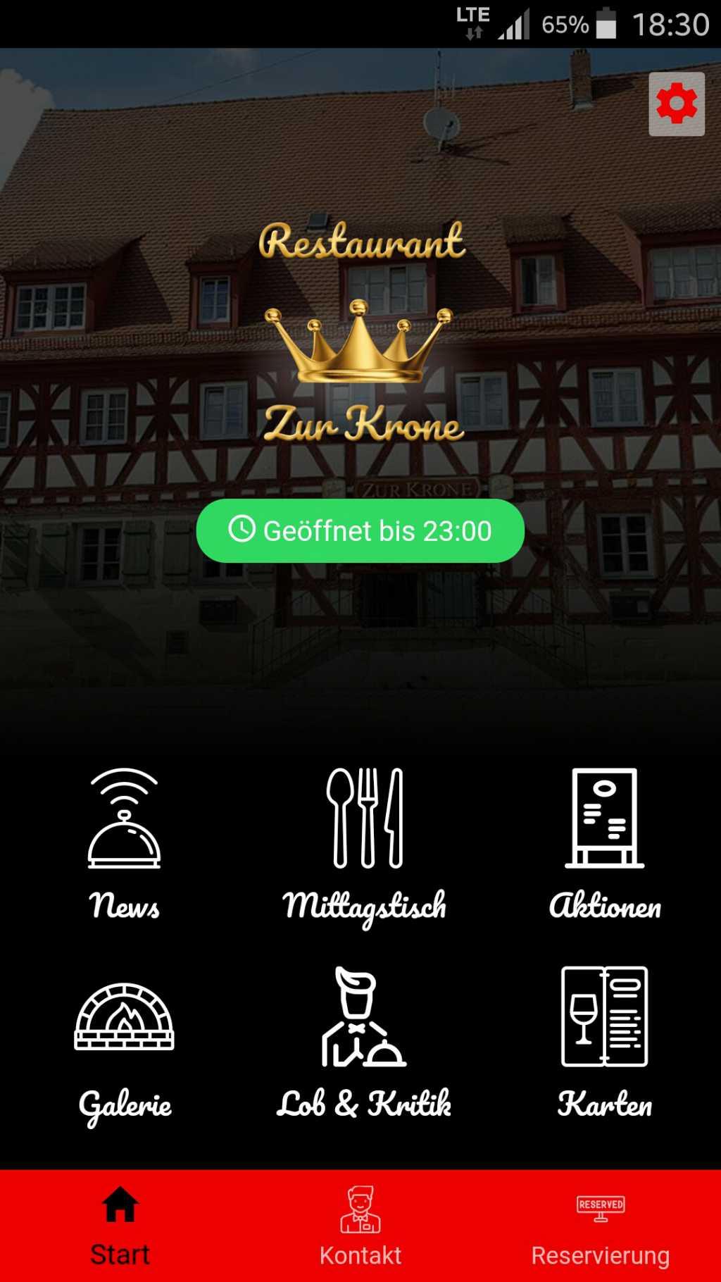 Bild zur Nachricht von Restaurant zur Krone