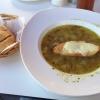 Zwiebel(Pfefferkorn)suppe