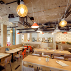 Foto zu Palastecke - Restaurant & Café im Kulturpalast: