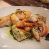 Parrillada (Fisch, Garnelen, Calamares)