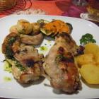 Foto zu La Paella: /2 Conejo al Ajillo