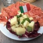 Foto zu Ecco - Italienisches Cafe und Feinkost: 02.03.17 / Antipastiteller