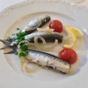 Eingelegte Sardinen in einer milden Wermuth-Balsamico-Weißwein-Marinade