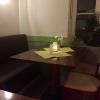 Tisch im Gastraum
