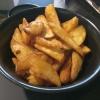 Hausgemachte Potatoe Wedges