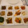 2 x 6 Vorspeisen zu den Hauptgerichten