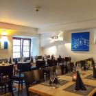 Foto zu CHAPEAU!: Chapeau! Restaurant Blau-Weiss