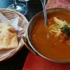Maschi Curry: Seelachsfilet mit Mangosoße – pikant