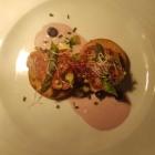 Foto zu Restaurant nikkisch: Schweinefilet auf Serviettenknödel
