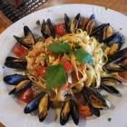 Foto zu Al Parco: Talgiatelle mit Meerresfrüchten