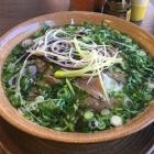 Foto zu Pho Viet thailändische & vietnamesische Küche: 16.11.18 / Pho Bo Suppe