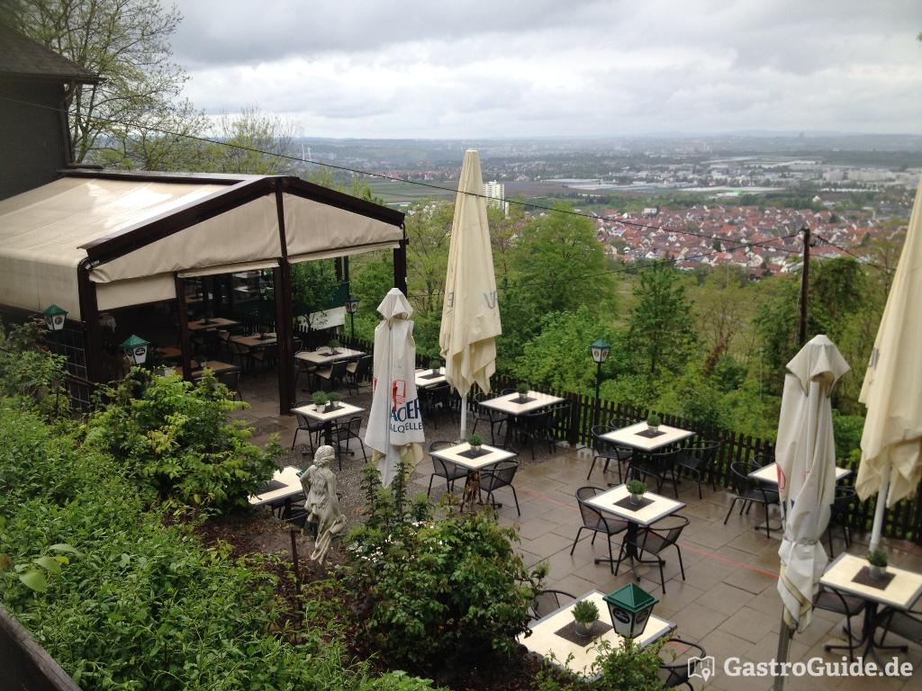 panorama kappelberg restaurant biergarten in 70734 fellbach. Black Bedroom Furniture Sets. Home Design Ideas