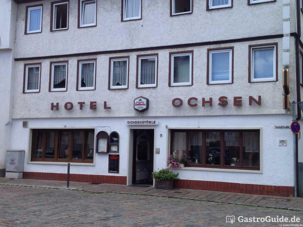 Hotel Restaurant Ochsen Leonberg
