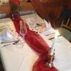 Eine besondere Tischdekoration