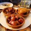 Chorizi, Datteln, Kroketten