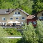 Foto zu Kernmühle direkt am Donau-Radweg Gasthof Pension Holzofenbrot: