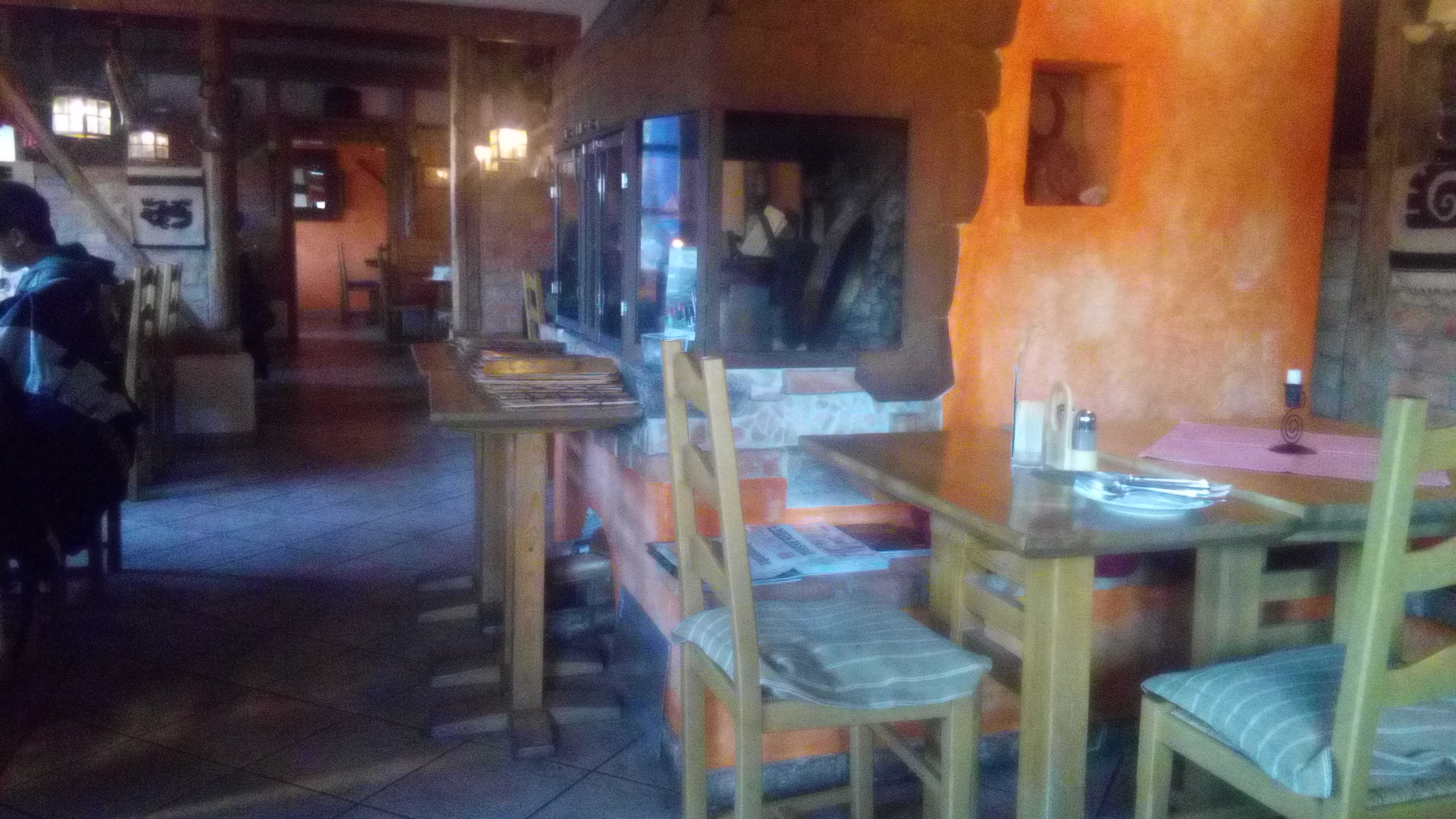 Rusticana Pequena Restaurant in 94036 Passau