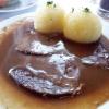Sauerbraten, Klöße