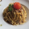 Spaghetti mit HirschBolo
