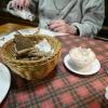 Brot und Schmalz als Appetitmacher