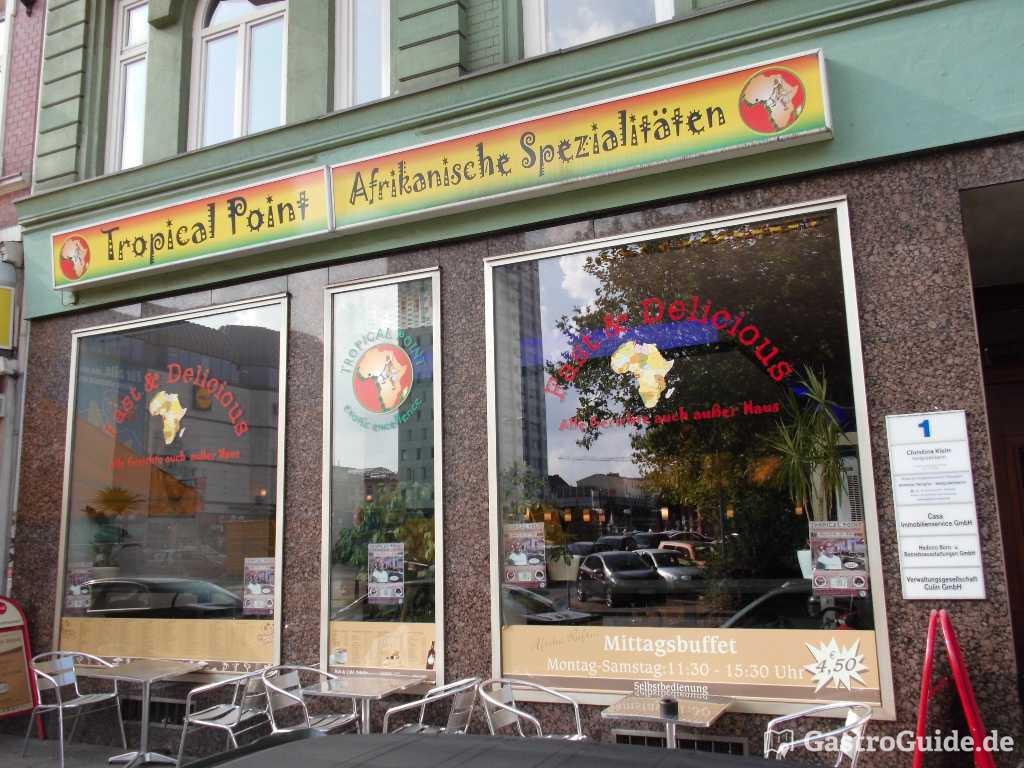 tropical point restaurant in 22765 hamburg altona. Black Bedroom Furniture Sets. Home Design Ideas