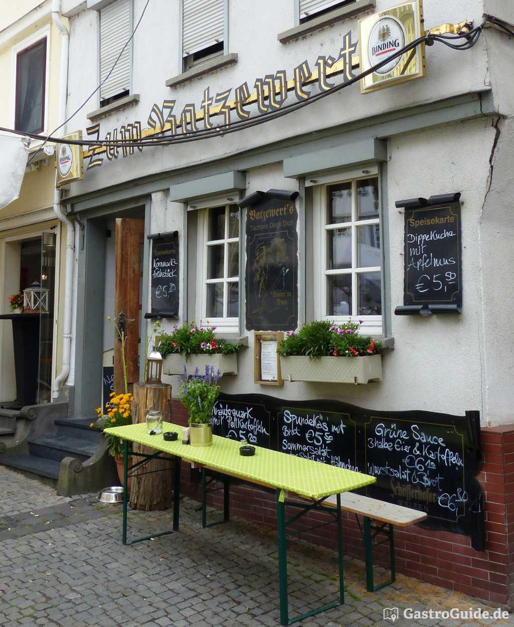 gastst tte batzewert restaurant in 65549 limburg an der lahn. Black Bedroom Furniture Sets. Home Design Ideas