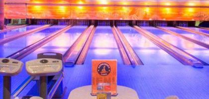 Fotoalbum: Bowling Area