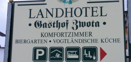Bild von Landhotel Gasthof Zwota