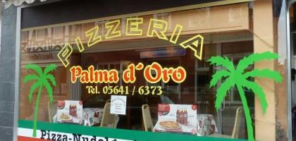 Bild von Pizzeria Palma d'Oro