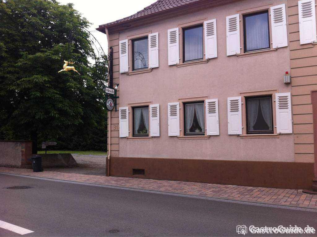 hirsch gasthaus in 76676 graben neudorf. Black Bedroom Furniture Sets. Home Design Ideas