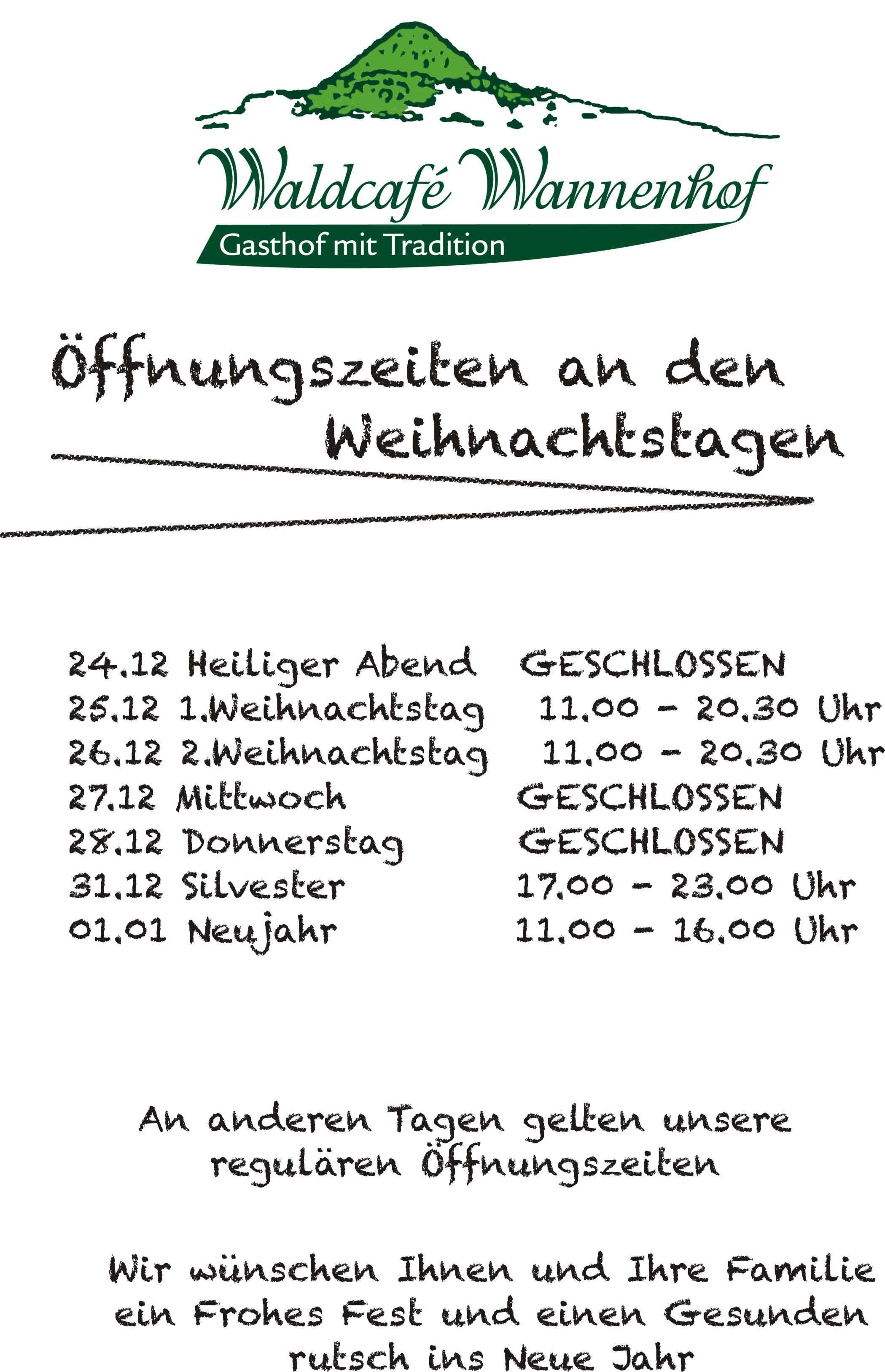 Bild zur Nachricht von Waldcafe Wannenhof