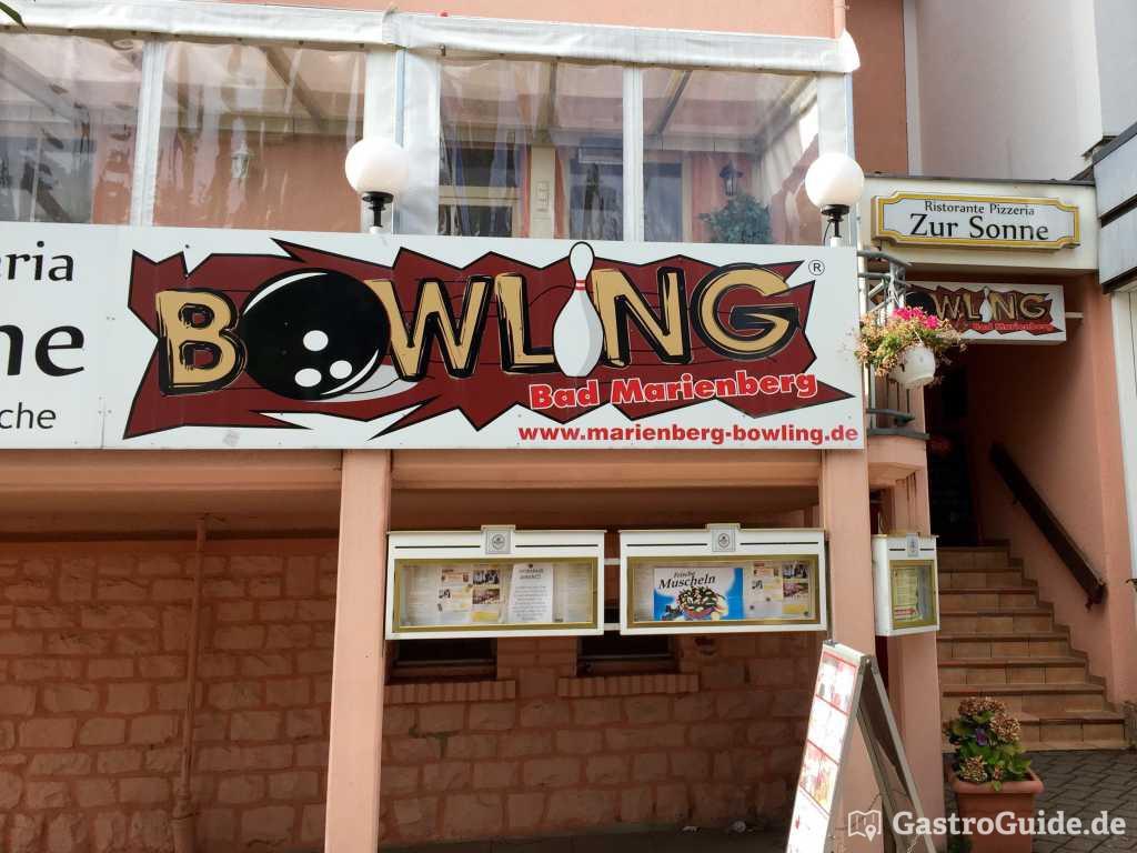 zur sonne restaurant pizzeria bowlingcenter in 56470 bad marienberg. Black Bedroom Furniture Sets. Home Design Ideas