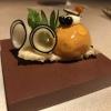 Pré-Dessert: Obatzta, Weißbiergelee, Brezel