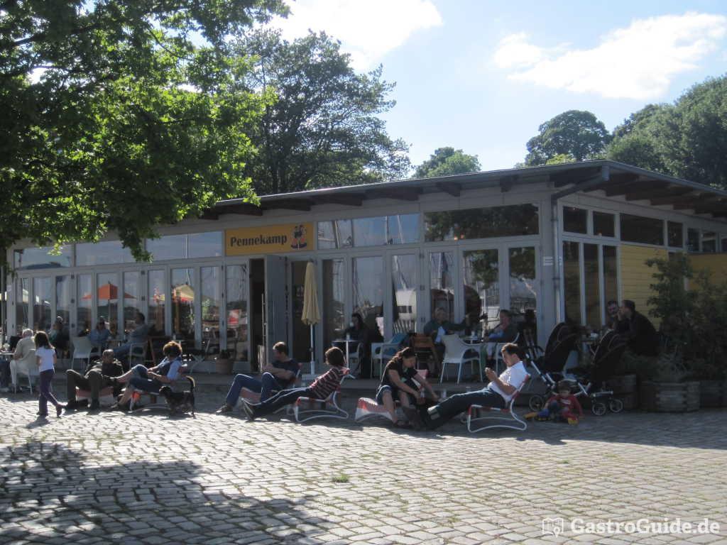 Cafe Pennekamp Kiel Speisekarte