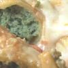 Cannelloni: Detail Füllung