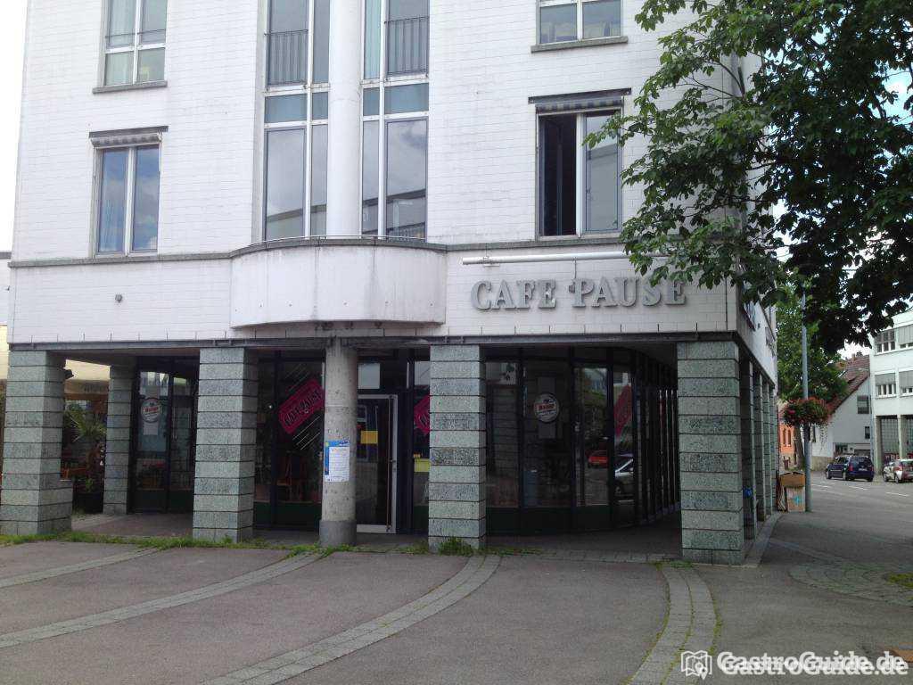 caf pause restaurant cafe in 73760 ostfildern nellingen. Black Bedroom Furniture Sets. Home Design Ideas