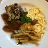 Steak v.d. Rehkeule