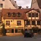 Foto zu Zum Gulden Stern · Historische Bratwurstküche: