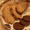 Brot zum Käsetrio