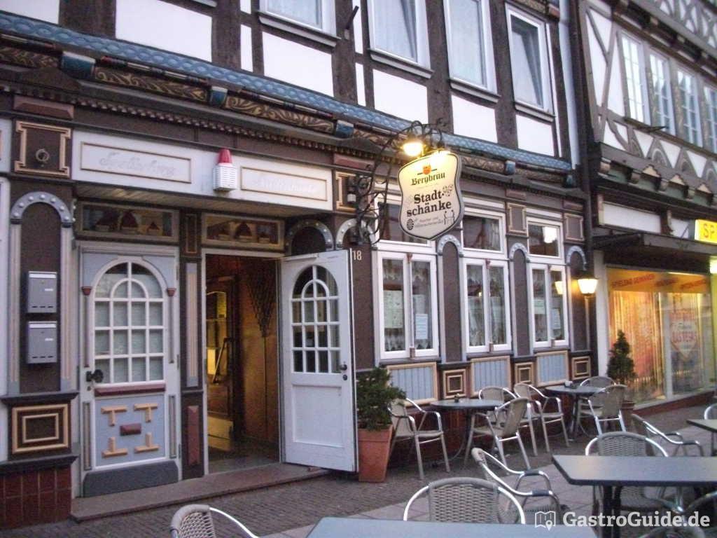 Gaststätte Stadtschänke Kneipe, Gaststätte in 37170 Uslar