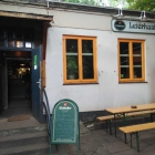 Foto zu Gaststätte Leierkasten: Eingang