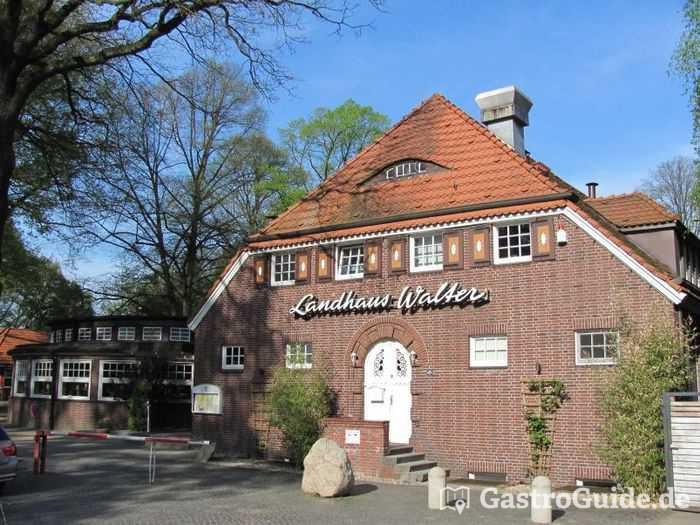 Landhaus Walter Restaurant in 22303 Hamburg