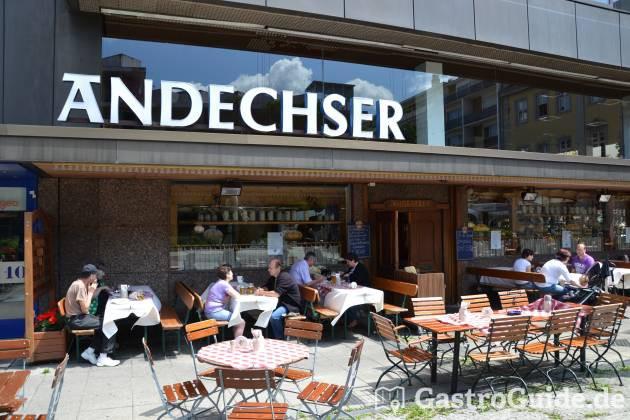 Andechser restaurant gasthaus wirtshaus for Mittagstisch mannheim